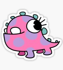 Baby Monster - The Spotty One Sticker