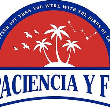 Paciencia Y Fe by Nuevaofnight