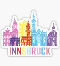 Innsbruck Austria City Sticker