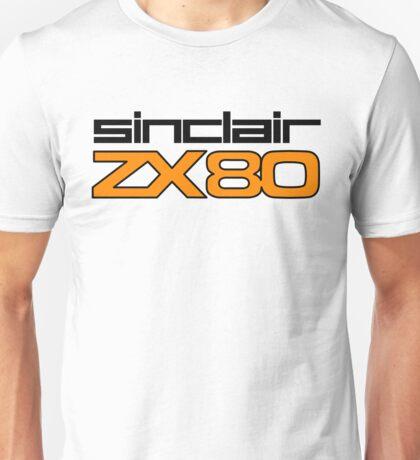 Sinclair ZX80 T-shirt
