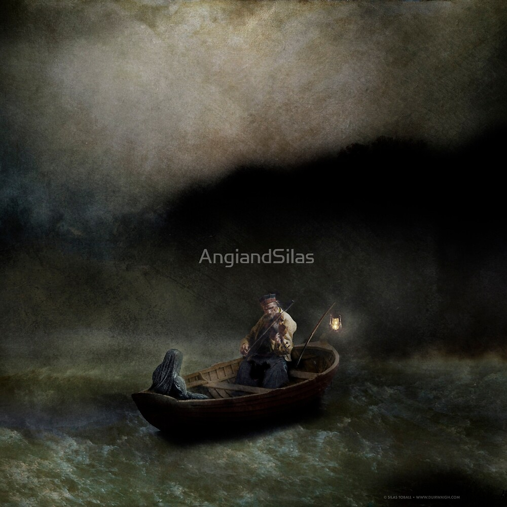 Charon's Lullaby by AngiandSilas