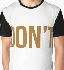 Bryson Tiller Don't Trapsoul Rap Hip Hop Graphic T-Shirt