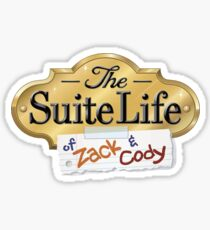The suite life of Zack and Cody Sticker