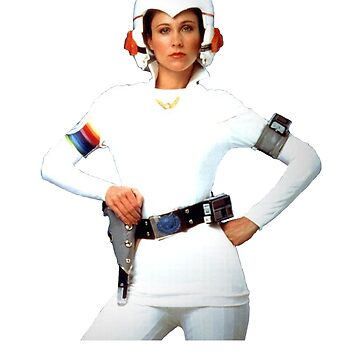 Buck Rogers - Colonel Wilma Deering by red-rawlo