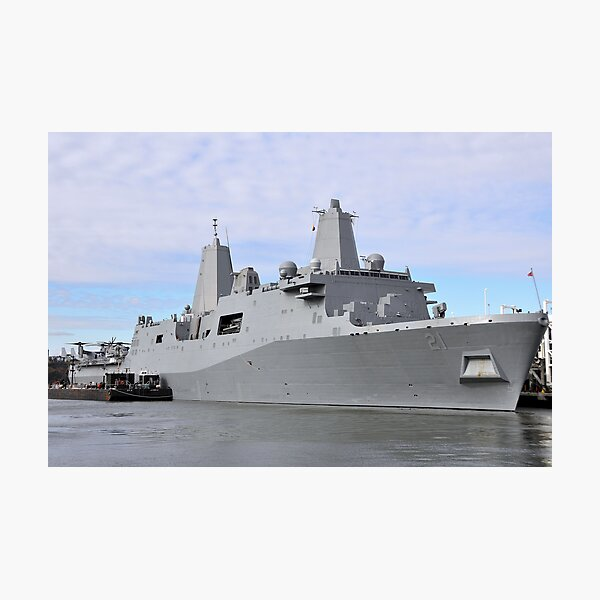 USS New York Photographic Print