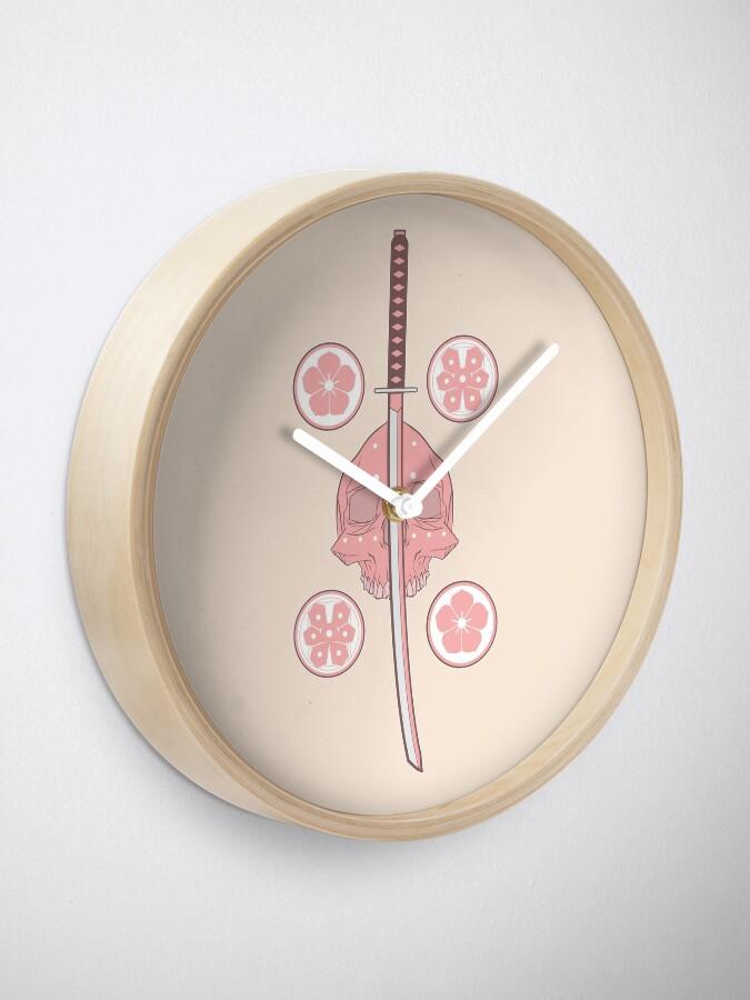 Alternative Ansicht von Katana Uhr