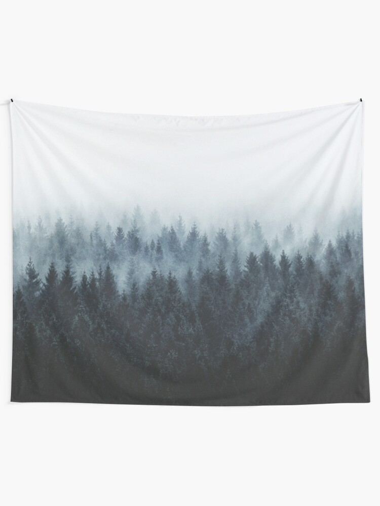Alternate view of High And Low Wall Tapestry