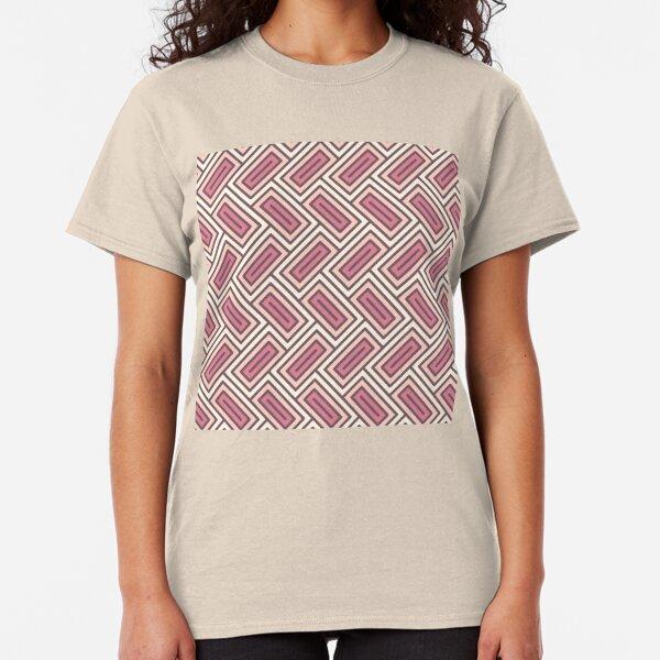 Geometric Pattern: Falling Rectangle: Vista Classic T-Shirt
