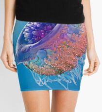 Crown Jellyfish Mini Skirt