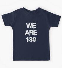 We are 138 Kids Tee