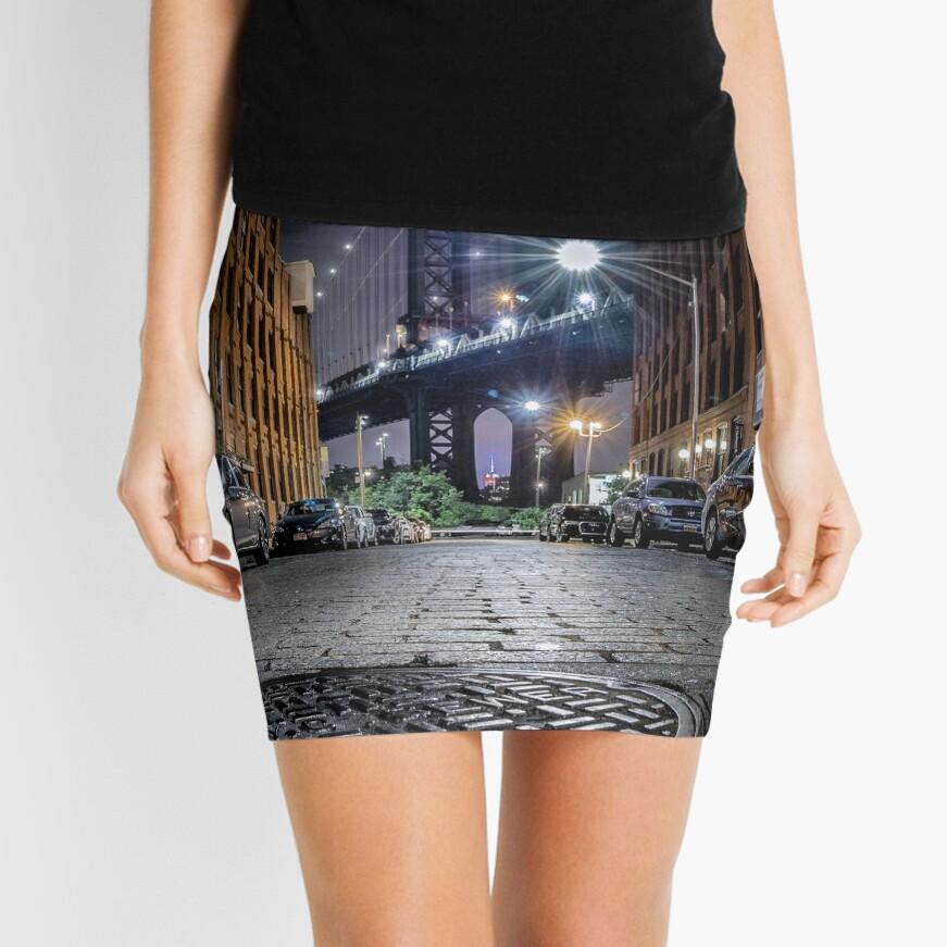 DUMBO, New York City Mini Skirt