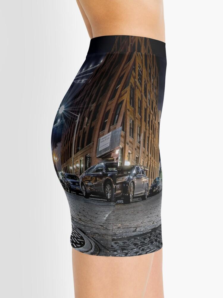 Alternate view of DUMBO, New York City Mini Skirt