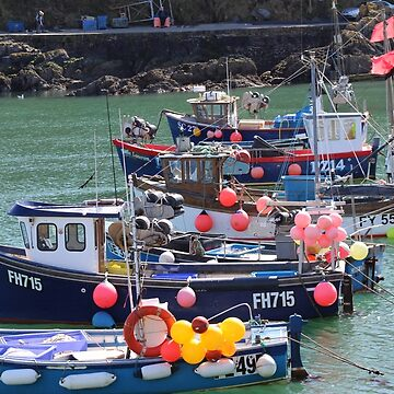 MEVAGISSEY by cleothejug123