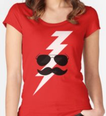 Boots Electric Women's Fitted Scoop T-Shirt