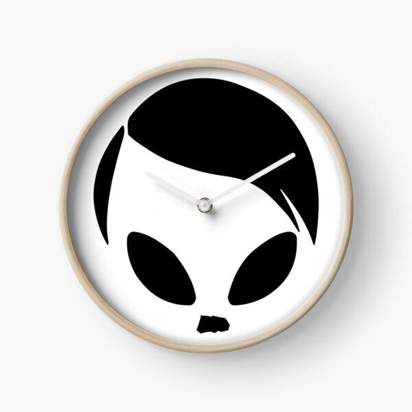 Alien Hitler Clock