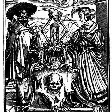 Holbein Danse Macabre  by BestPaintings