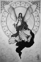 My Guardian Angel by Wieslaw Borkowski Jr.