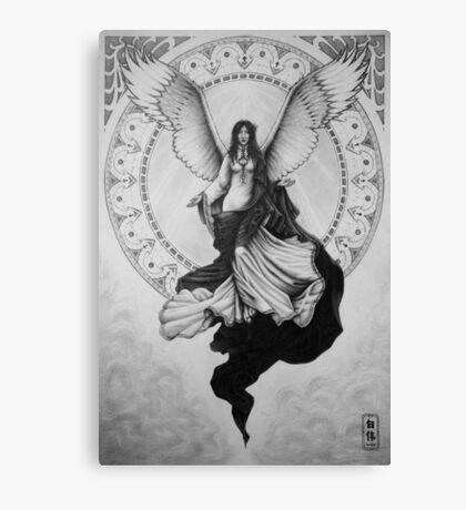 My Guardian Angel Canvas Print