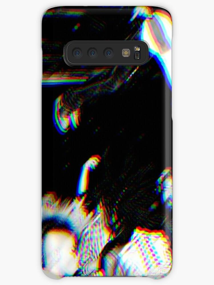 'Playboi Carti - Die Lit (Split Color Glitch Effect)' Case/Skin for Samsung  Galaxy by Alexinhooooo