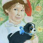 The best Christmas gift  by MariaSibireva