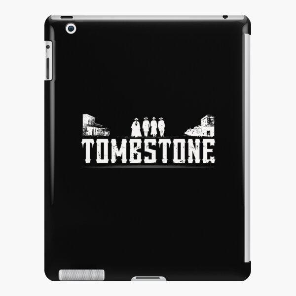 TOMBSTONE WHITE iPad Snap Case