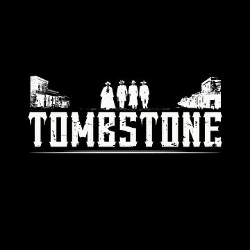 TOMBSTONE WHITE by Madjack66