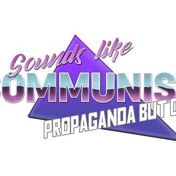 Suena como propaganda comunista pero ok de FirstRadiant