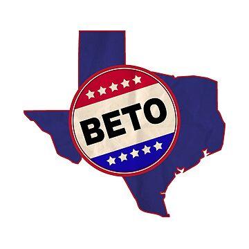 Beto for Senate  Vote for Beto for Texas Senate midterms by jcaladolopes