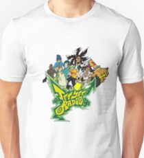 Camiseta ajustada Jet Set Radio Mash