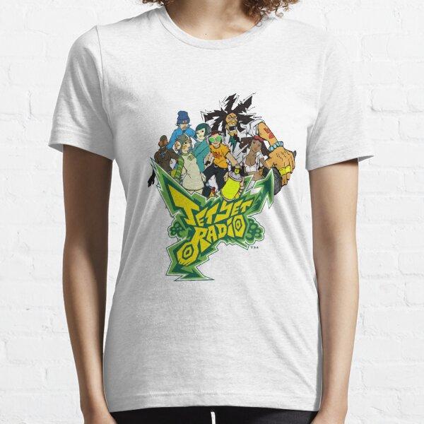 Jet Set Radio Mash Essential T-Shirt