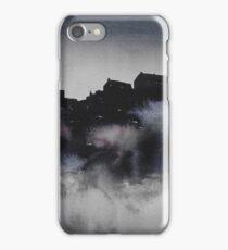 Edinburgh Castle Darkness 3 iPhone Case/Skin