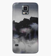 Edinburgh Castle Dunkelheit 3 Hülle & Klebefolie für Samsung Galaxy