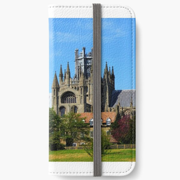 Ely Cathedral, Cambridgeshire, United Kingdom iPhone Wallet