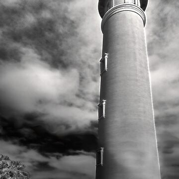 Ponce Inlet Lighthouse by ivoire
