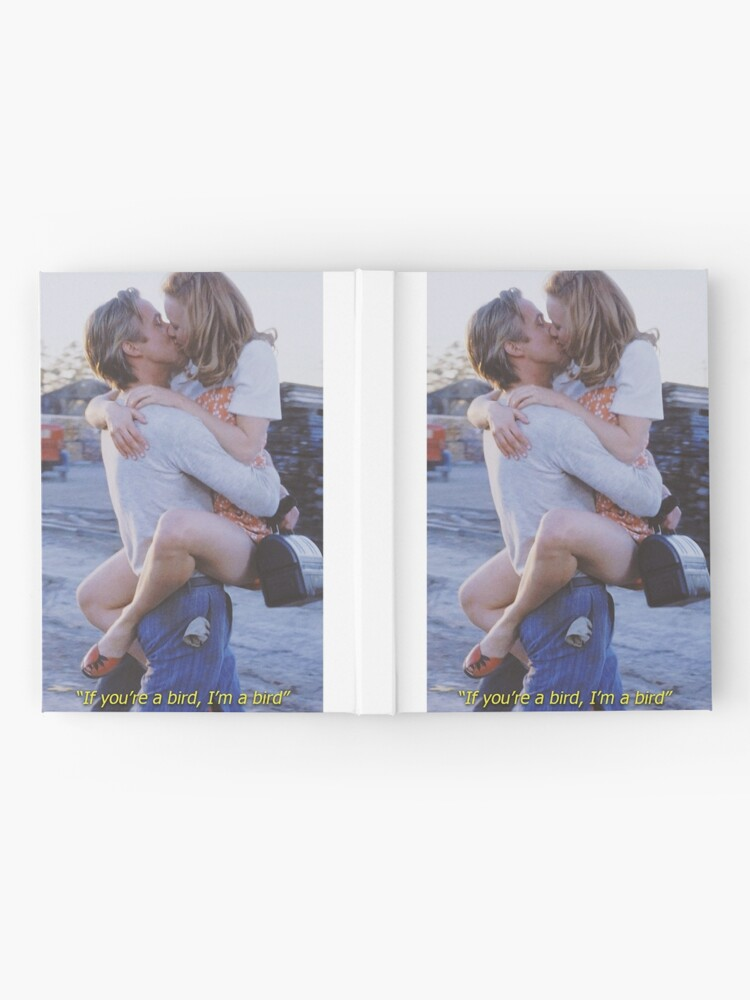Alternate view of THE NOTEBOOK Hardcover Journal