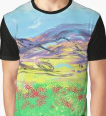Bluebirds fly again Graphic T-Shirt