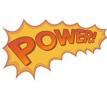 """POWER! - Mirio """"Lemillion"""" Togata (Hero Academia) by krimzen"""