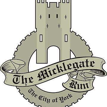 The Micklegate Run by thebatteryhuman