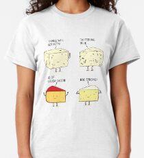 cheesy puns Classic T-Shirt