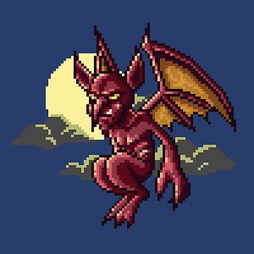 Pixel Imp by maicakes