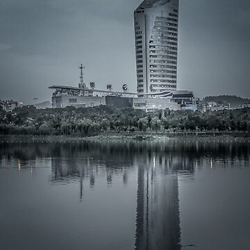 Reflection by Blauer