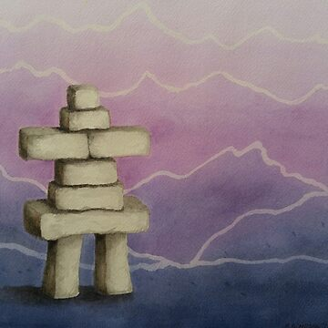 Inuksuk by RiseAndConquer