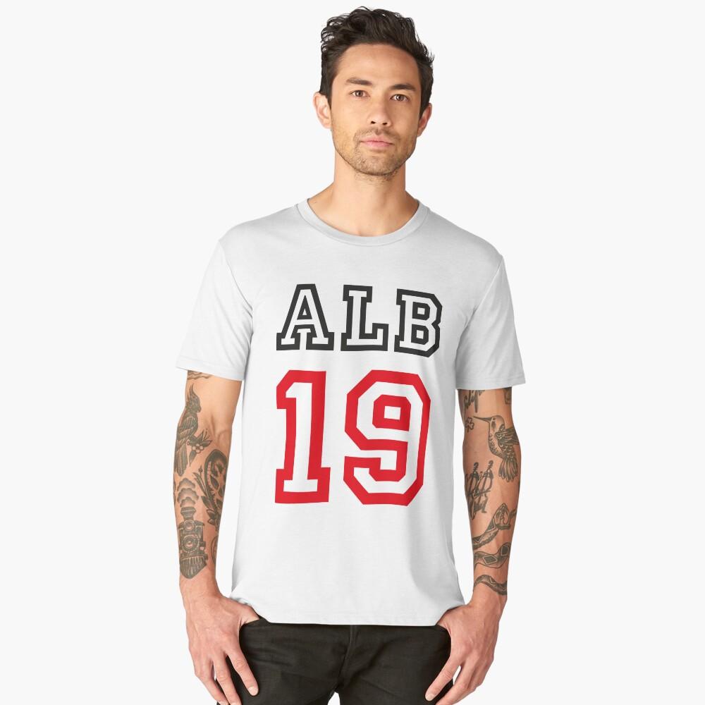 ALBANIA  Men's Premium T-Shirt Front