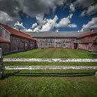 Litchfield County Barn by Tom3Piorkowski