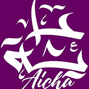 AICHA by fadibones