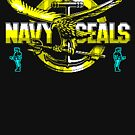 Gaming [ZX Spectrum] - Navy Seals by ccorkin