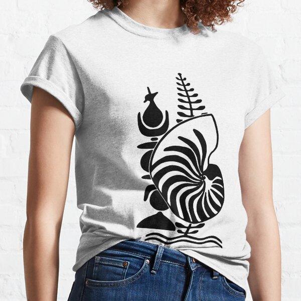 Emblème de Nouvelle-Calédonie T-shirt classique