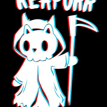 Cat Reapurr by DinoCreations