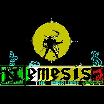 Gaming [ZX Spectrum] - Nemesis the Warlock by ccorkin