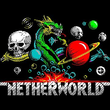 Gaming [ZX Spectrum] - Netherworld by ccorkin
